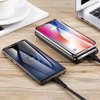 Baseus 10000mAh Qi Wireless Charger Power Bank + USB Type-C PD + QC3.0